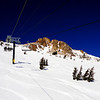 Mammoth Lakes Ski Resort at Mammoth Lakes California