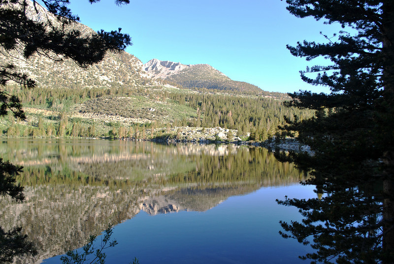 Rock Creek Lake 3 Near Mammoth