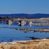 Mono Lake near Mammoth Lakes California