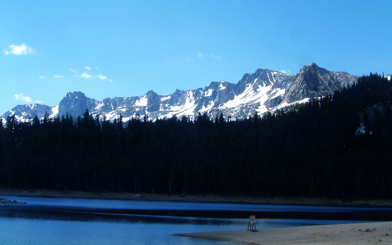 Lakes in Mammoth 2