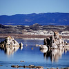 Mono Lake near Mammoth Lakes Calfornia