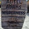 Ansel Adams was Here Near Mammoth Lakes California