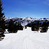 Mammoth Lakes Ski Run in California 3