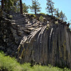 Devil's Post Pile National Monument near Mammoth