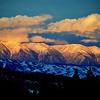 White Mountain Range in Mammoth Lakes California 2