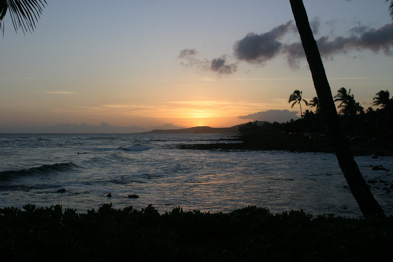 Kauai Sunset 2