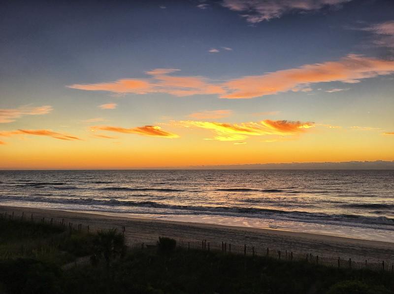 Wrightsville Beach Sunrise