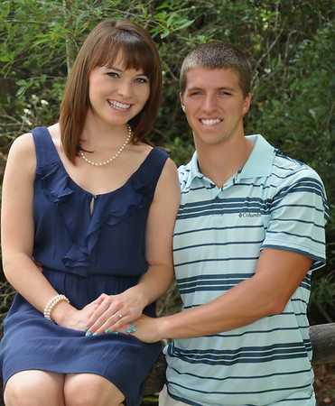 Mandi's engagement pictures