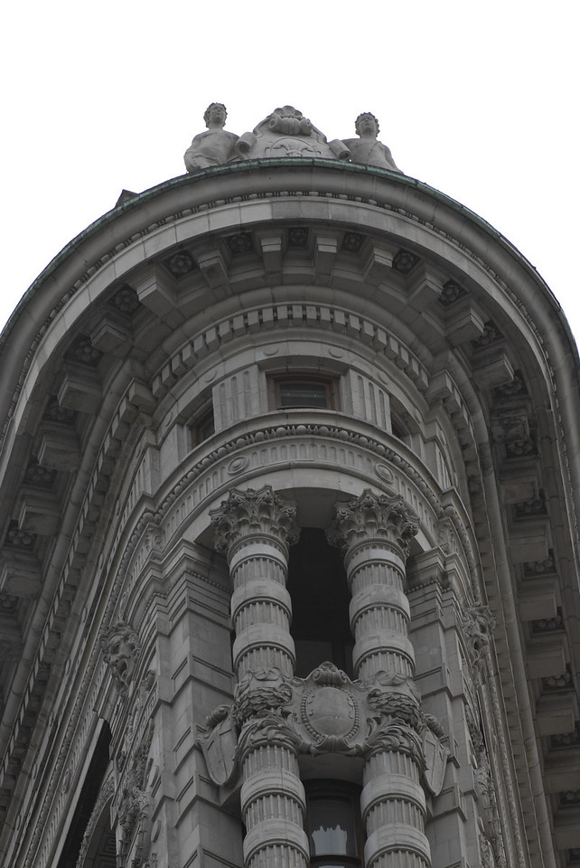See EXIF DATA for details<br /> Flatiron Building Detail
