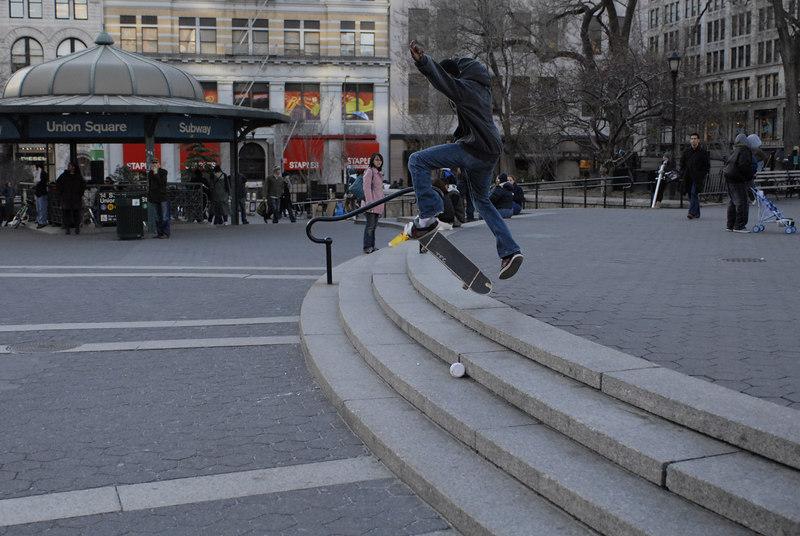 See EXIF DATA for details<br /> Skateboarder 1/2000 sec