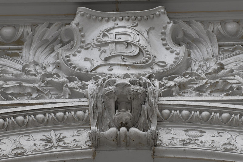 See EXIF DATA for details<br /> Cast Iron Detail West 23rd Street