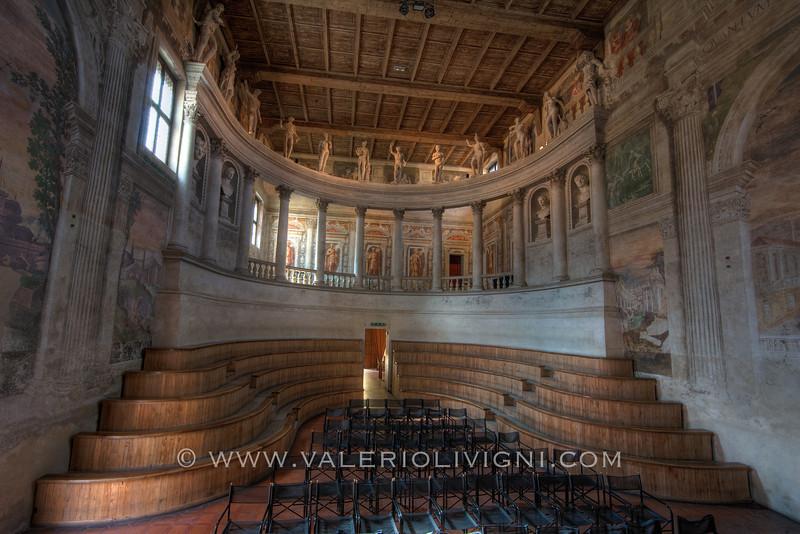 Teatro all'Antica - Sabbioneta (IT)