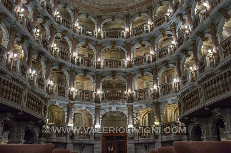 Teatro Scientifico Bibiena - Mantova (IT)