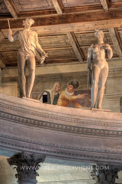 Teatro all'Antica - Sabbioneta (IT)<br /> © UNESCO & Valerio Li Vigni - Published by UNESCO World Heritage