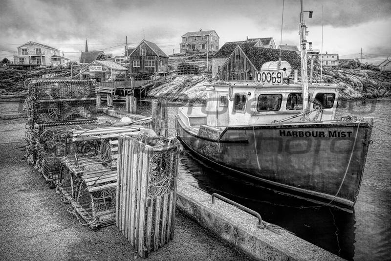 """""""Peggy's Cove, Nova Scotia"""""""