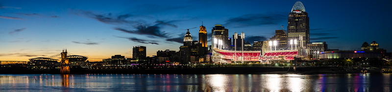 Cincinnati Skyline 1