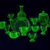 Larry Snodgrass, Glowing Glassware, 16x20 framed digital print, $135, lsnodgrass@twc com, 859-431-0409