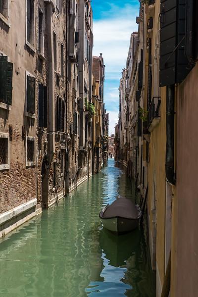 Larry Pytlinski, A Street in Venice, digital print on art paper, 21x29, $175.00, ljpyt47@gmail.com, 513-439-7780