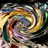 Bernadette Clemens-Walatka, Swirl, color print, 16x20, $95, bwalatka@gmail.com, (513) 791-0897