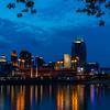 Cincinnati in Blue