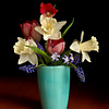 Bekkie Harper, Spring Bouquet, color print, finished size 16x20, $225, shutterbugbekkie@yahoo.com, 740-464-8028