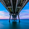 Zach Albert, Infinity pier,  Gallery wrap, 16x24 ,  150,  mixdiver@gmail.com 513-465-9876