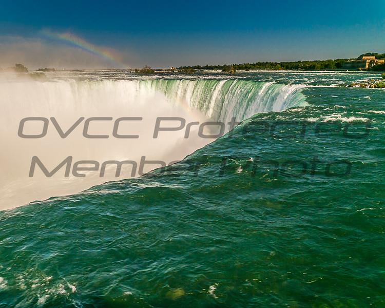 Martin Staples, Niagara Falls, color 16x20 print framed to 24x29, $110, martinstaplesphotography@gmail.com, 513-403-1996