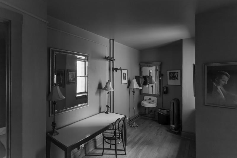 Marcus Evans, Vintage Beauty - Memorial Hall, Framed Black and White Digital Print on Matte Paper, 11x14, $125. marcuswevans@roadrunner.com. (513)887-2855