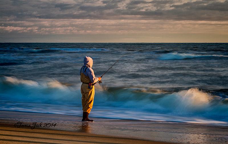 Teresa Jack, Morning Catch, photography, 16x20 canvas, $155.00, teresajack@hotmail.com, 513-218-0754