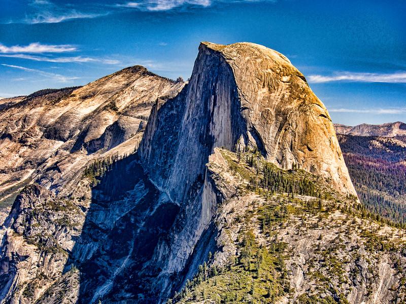 Half Dome, Yosemite National Park (CA)