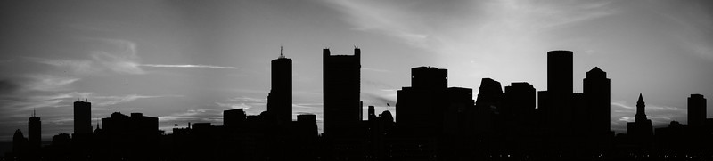 The whole skyline.  PTGUI stitch.