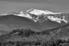Mount Washington, B&W