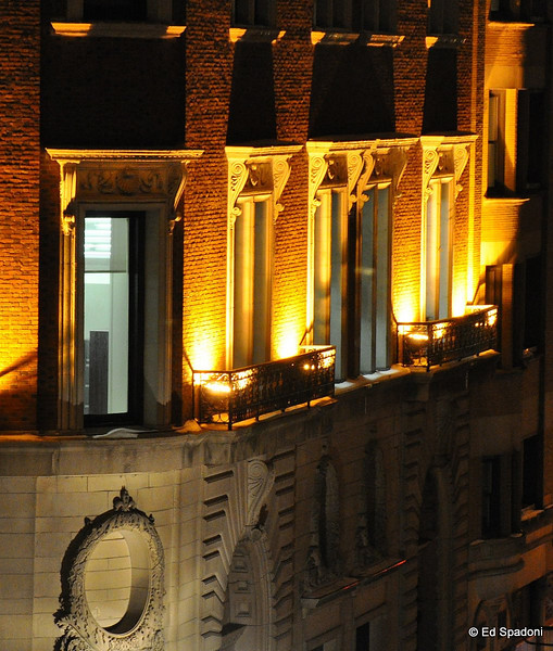 """Architecture by night, Boston<br /> <br /> Posted to    <a href=""""http://Edspadoni.info"""">http://Edspadoni.info</a>"""