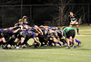 College of the Holy Cross v Bentley College Rugby game, 3-20-09