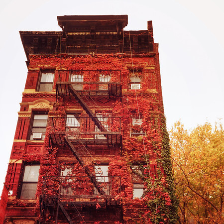 New York Autumn - East Village - Alphabet City