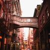 New York City - Staple Street Skybridge