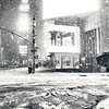 New York City - Winter - Snowy Night in Midtown