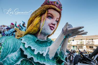 Mardi Gras Gulf Shores AL 2018