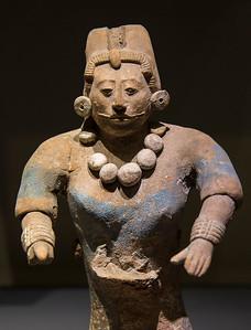 Mayan sculpture, 600 - 900 A.D.