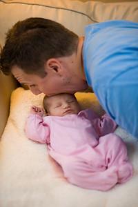 Gavin gives birth...