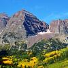 Beautiful Maroon Bells Near Aspen Colorado 10