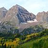 Maroon Bells Near Aspen Colorado in September 9