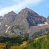 Beautiful Maroon Bells Near Aspen Colorado 2