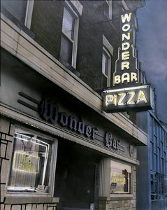 The Wonderful Wonder Bar in Worcester MA