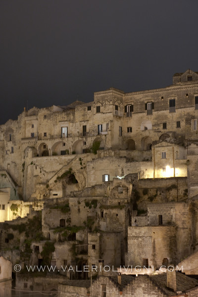 The Civita from Sasso Barisano side - Matera (IT)