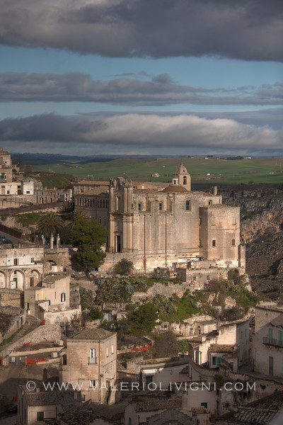 Landscape form the Duomo - Matera (IT)