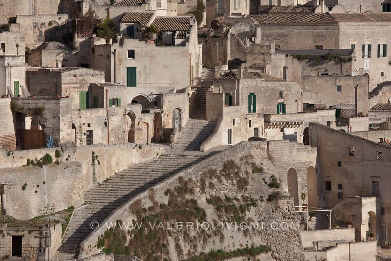The Civita from Sasso Caveoso side - Matera (IT)