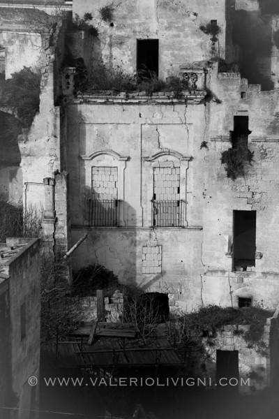 Sasso Caveoso side - Matera (IT)