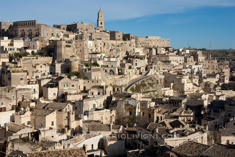 Sasso Caveoso side - Matera (IT)<br /> © UNESCO & Valerio Li Vigni - Published by UNESCO World Heritage