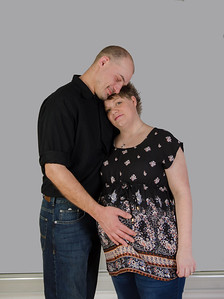 Jeff & Bobbi Jo Maternity